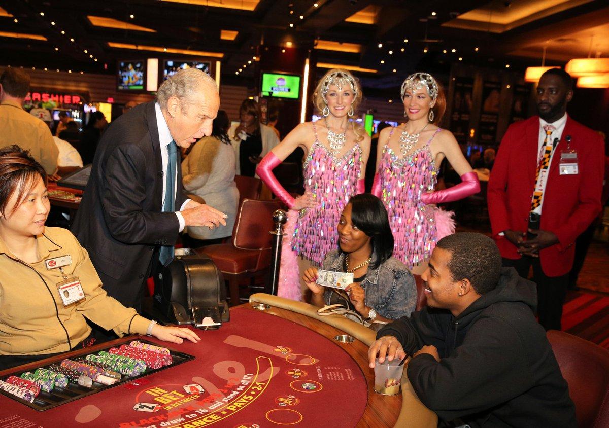 Uno de los casinos de Cordish, en Maryland.