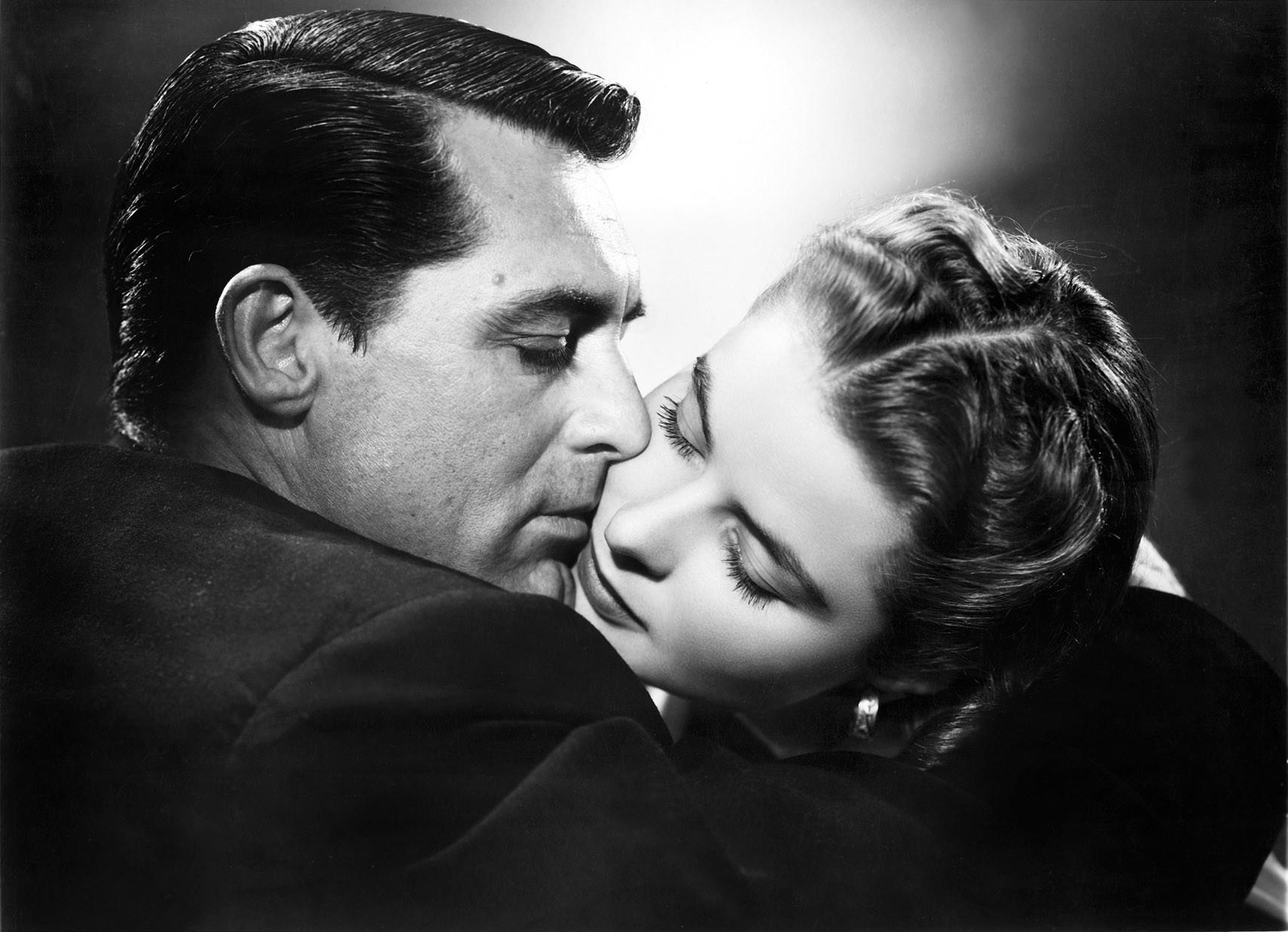 Cary Grant e Ingrid Bergman protagonizaron Encadenados en 1946.
