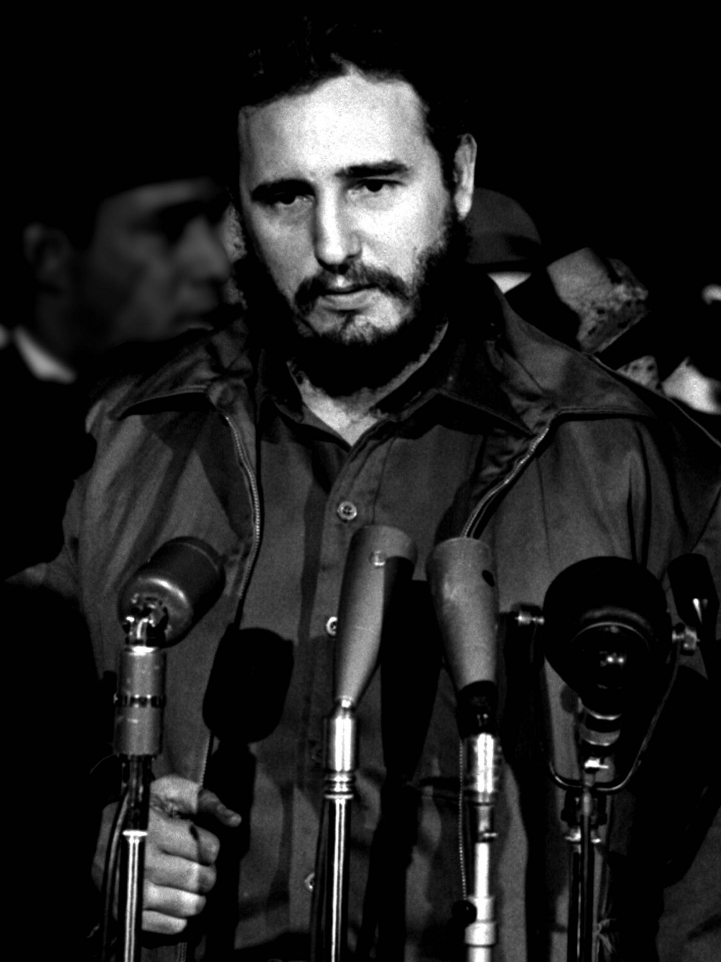 Fidel Castro en Washington