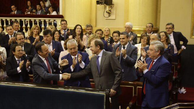 Pio Garcia Escudero, presidente del Senado
