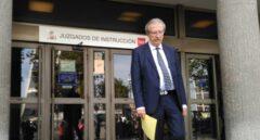 El juez investiga si Sáez benefició a un proveedor que contrató luego a su hijo