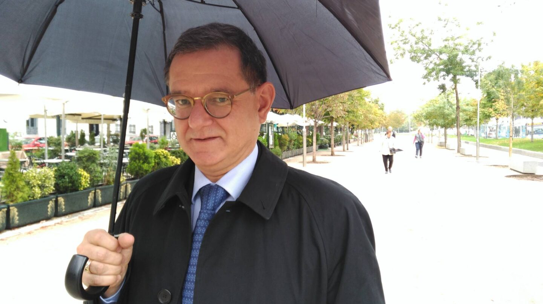 Carlos Castresana, fiscal en excedencia y hoy responsable del departamento de Derecho Penal de Estudio Jurídico Ejaso.
