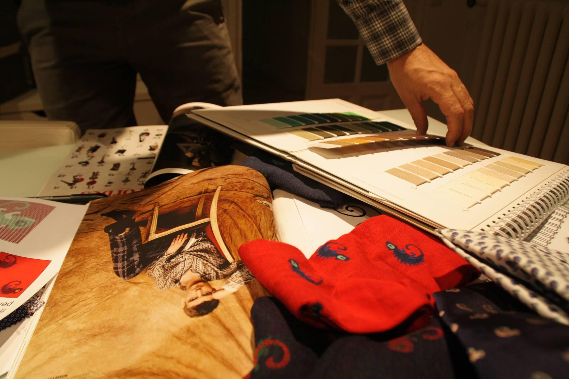A la hora de gestar una colección, en SOLOiO se crea una prenda pensando en el conjunto.