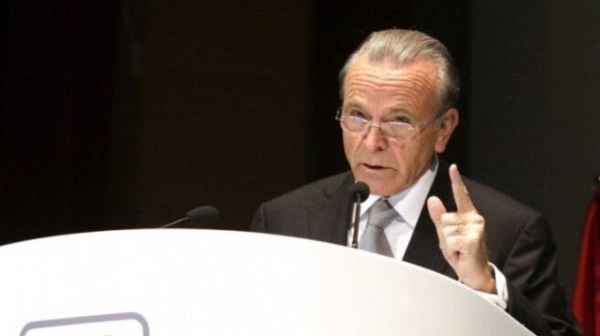 El presidente de la Fundación la Caixa, Isidro Fainé.