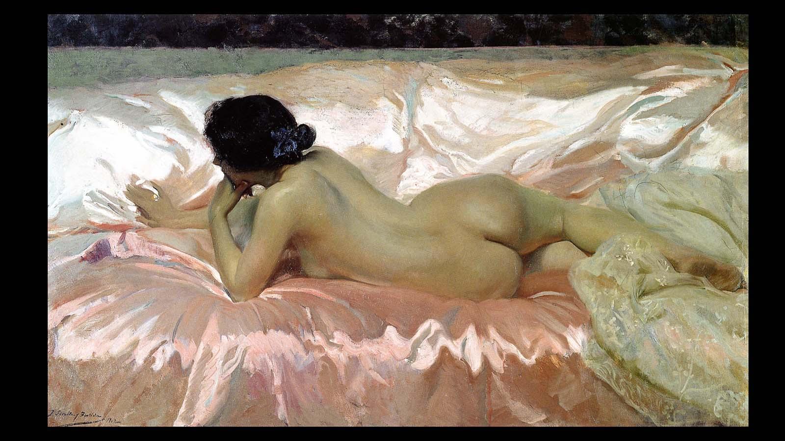 Desnudo de mujer (1902)