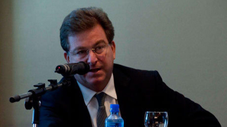 Jaime Gilinski, presidente del banco colombiano GNB Sudameris.