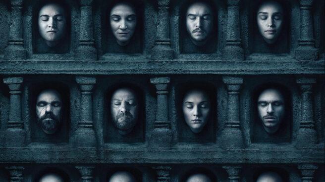 Imagen de la sexta temporada de Juego de Tronos.