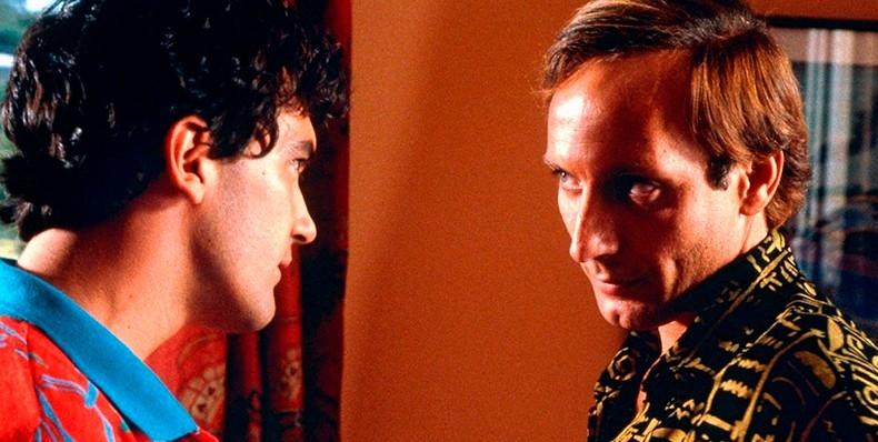 'La ley del deseo' (1987) trata sin tapujos sobre la identidad de género.