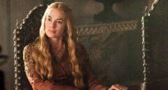 Cersei Lannister, uno de los personajes de Juego de Tronos, en una de las escenas de la serie.