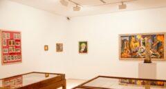 Una imagen de la exposición 'Sin lugares, sin tiempo'.