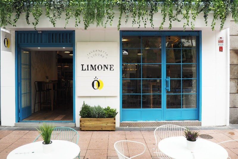 Limone en Diego de Leon Madrid