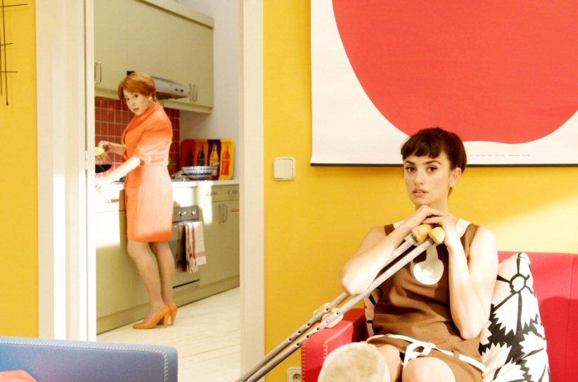 'Los abrazos rotos' (2009) es una galería de pasiones y sentimientos a flor de piel.