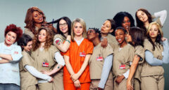 Las protagonistas de Orange is the New Black, una de las series estrella de Netflix.