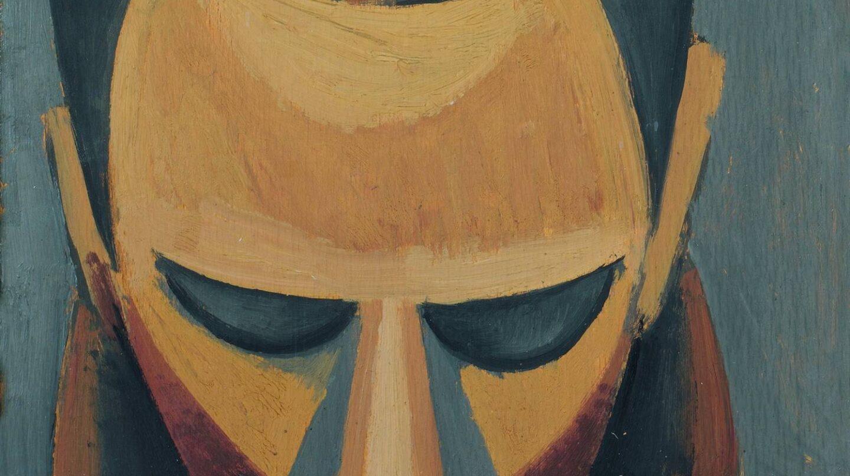 Cabeza de hombre de Picasso