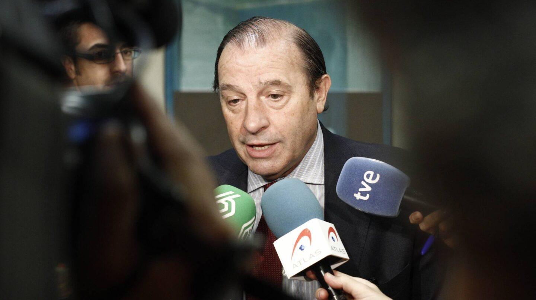 Vicente Martínez-Pujalte, en una imagen de archivo.