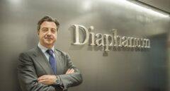 El consejero delegado de Diaphanum, Rafael Gascó.