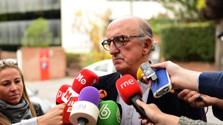 Jaume Roures, en una imagen de archivo.