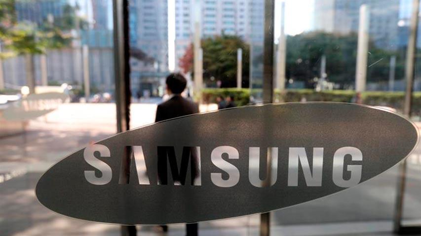 Oficinas de Samsung en Seúl, la capital de Corea del Sur.