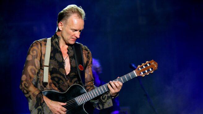 Sting ofrecerá un concierto benefico para la reapertura de Bataclan.