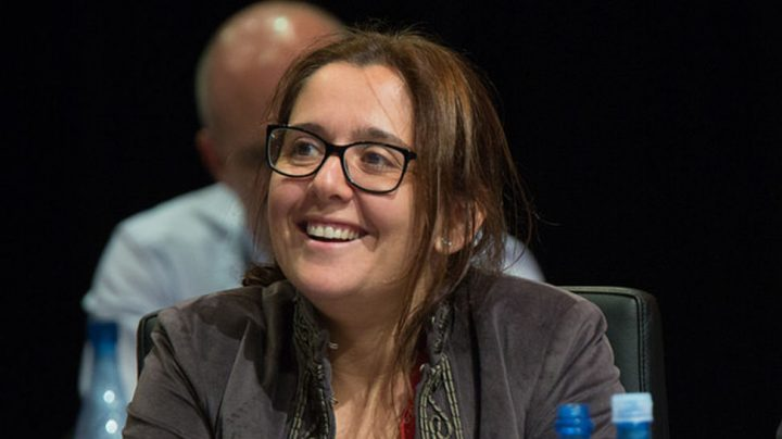 La directora de la Oficina Económica del Presidente del Gobierno, Eva Valle.