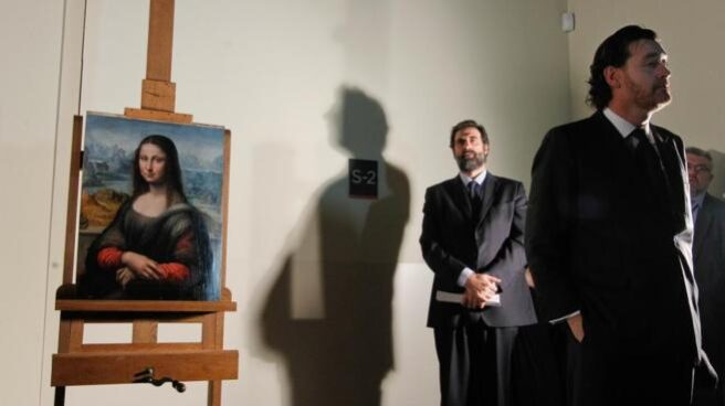 El director del Museo del Prado, Miguel Zugaza, en una de las exposiciones de la pinoteca.