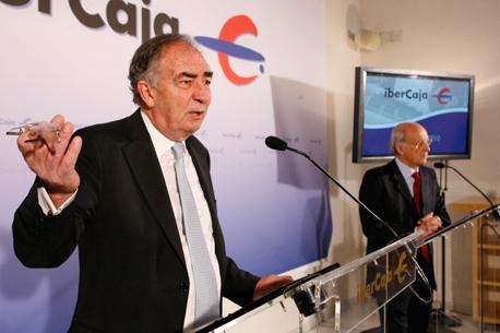 Amado Franco, presidente de Ibercaja.