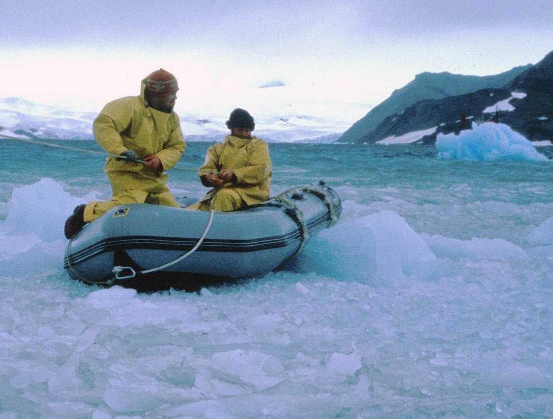 30 años de la conquista científica española de la Antártida