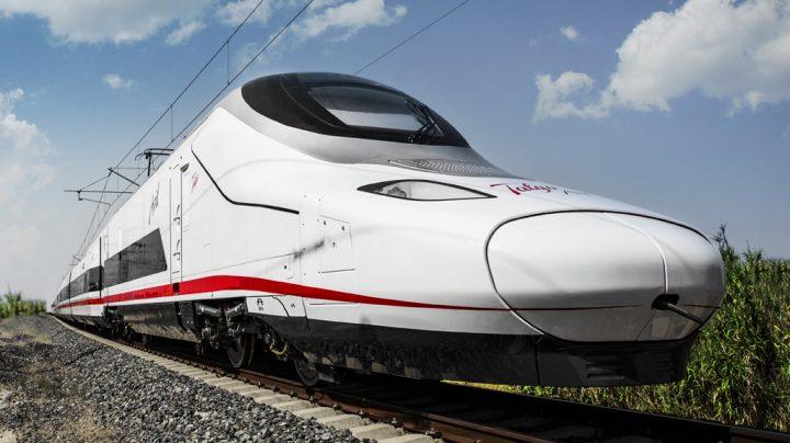 Tren Avril, que Talgo fabricará para Renfe y que se pondrá en circulación próximamente.