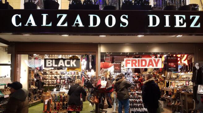 Black Friday en el comercio tradicional
