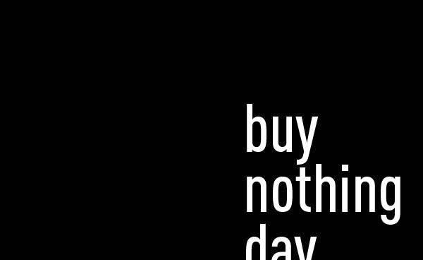 Anti Black Friday