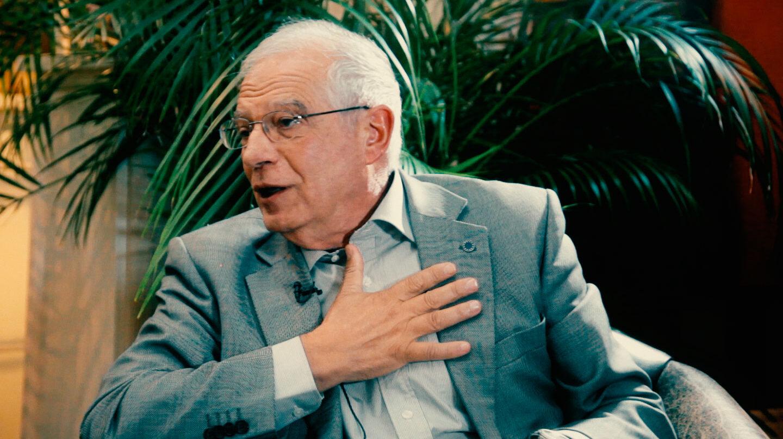 El ex ministro socialista, Josep Borrell.