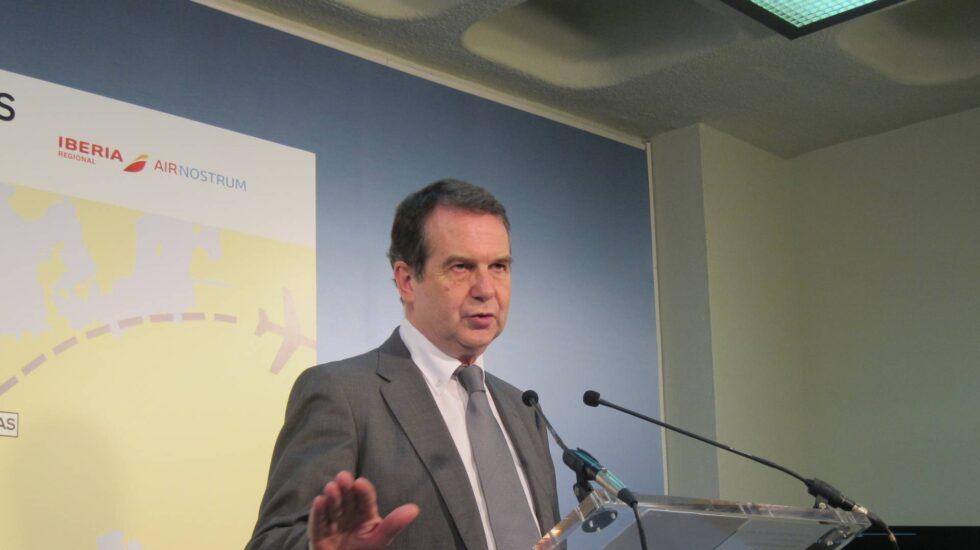 El presidente de la FEMP, Abel Caballero.