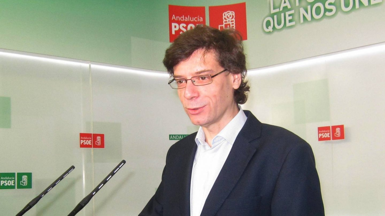 El diputado andaluz Carmelo Gómez.