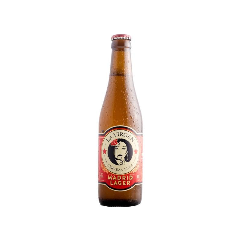 Cerveza La Virgen, la mejor Lager de España