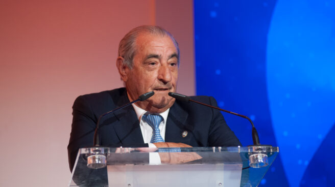 Juan José Hidalgo, presidente del grupo Globalia.