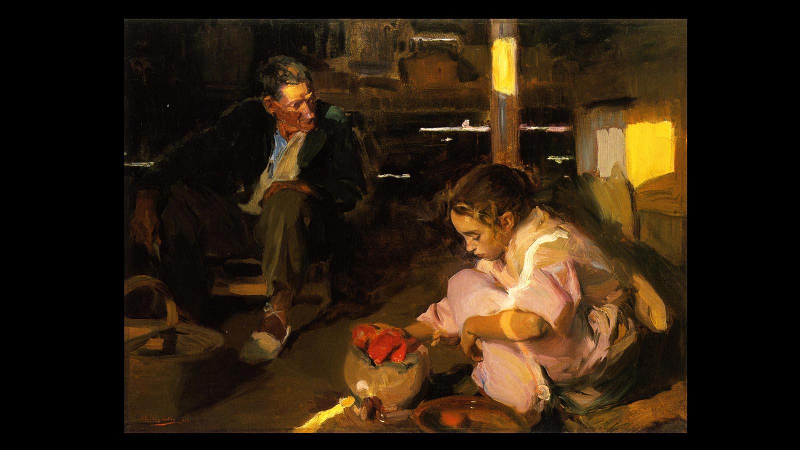 Los pimientos (1903)
