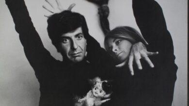 La genialidad femenina de Leonard Cohen