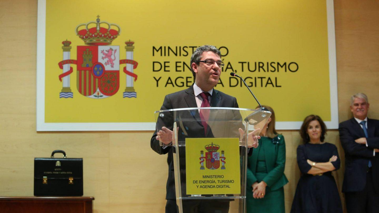 Alvaro Nadal, ministro de Energía, Turismo y Agenda Digital.