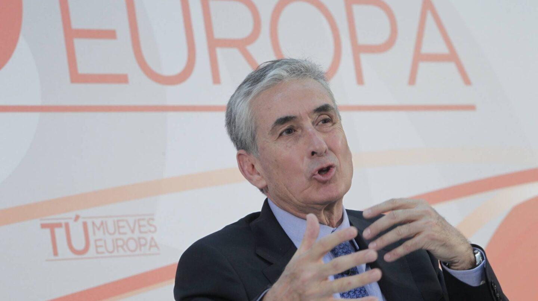 El presidente de la delegación socialista española en el Parlamento Europeo, Ramón Jáuregui.