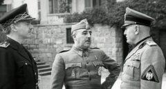 Serrano Suñer, el hombre que llegó a gobernar