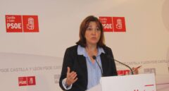 La diputada del PSOE Soraya Rodríguez.