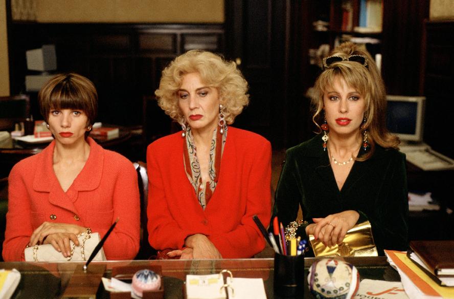 'Tacones lejanos' (1991) fue una de las películas más serias rodadas por Pedro hasta la fecha.