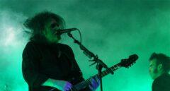 Robert Smith, vocalista y alma de The Cure.