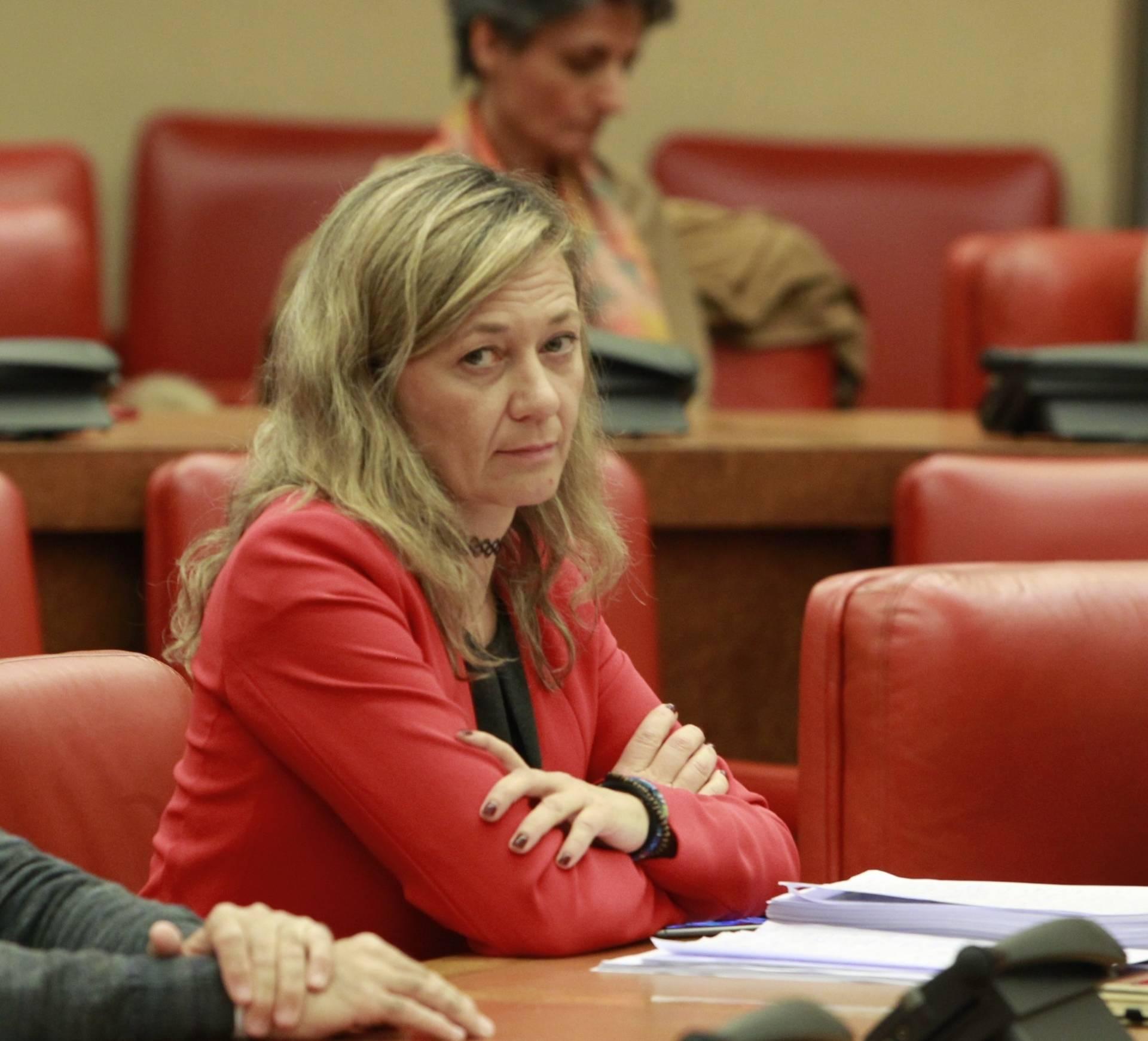 La magistrada Victoria Rosell.