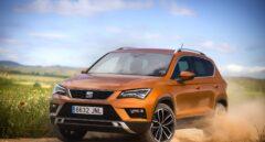 El nuevo Seat Ateca es el primer todo camino de la marca española. Se inscribe en el segmento de los compactos.