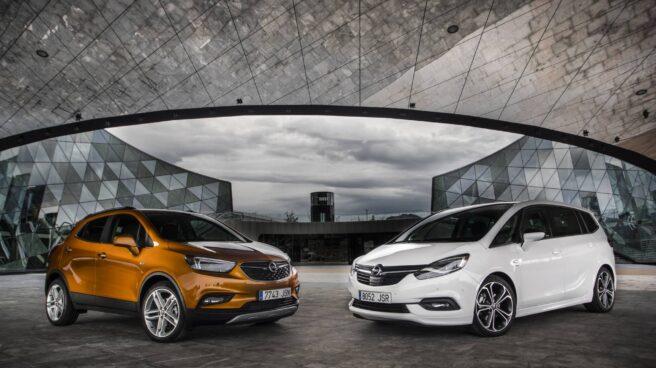Opel presenta dos interesantes modelos, los nuevos Opel Zafira y Opel Mokka X.