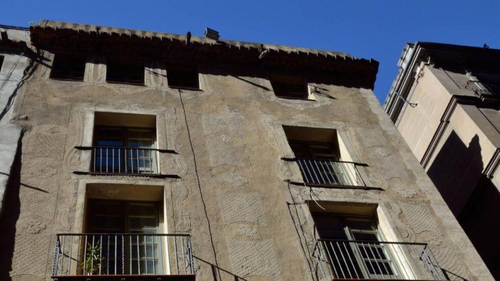 Una vivienda en el Born barcelonés.