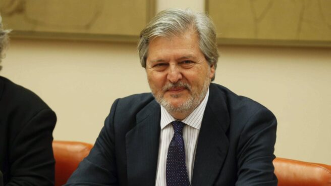 El ministro de Educación y portavoz del Gobierno, Íñigo Méndez de Vigo.
