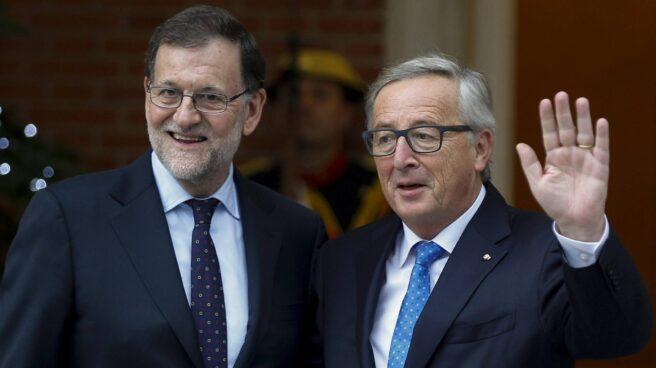 El presidente de la Comisión Europea, Jean-Claude Juncker, se ha referido este jueves al referéndum de Cataluña.