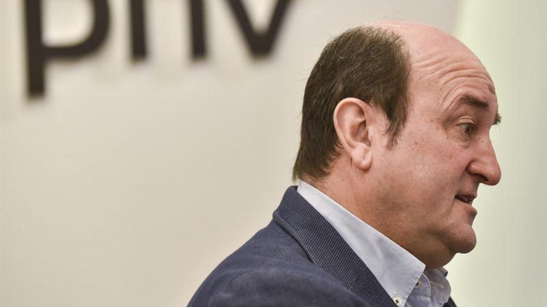 Andoni Ortuzar, presidente del Partido Nacionalista Vasco.
